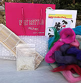 Wet Felting Kit